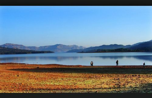 mulshi dam backwater