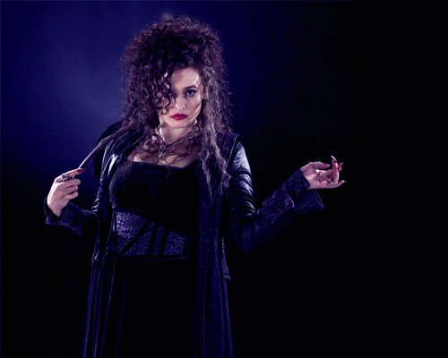 Bellatrix Lestrange wallpaper called my wallpaper)