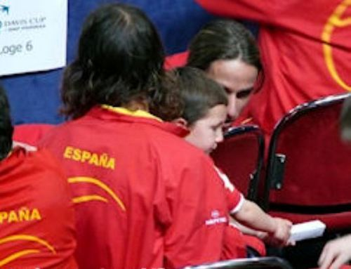 nadal lopez and child