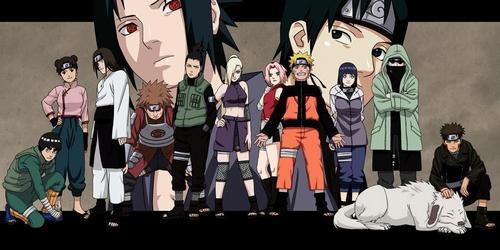 Naruto gang
