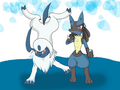 pokemon - lucario photo