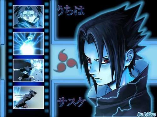 sasuke پیپر وال