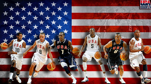 Rajon Rondo Hintergrund entitled team usa 2010