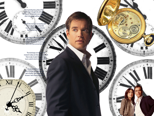 time - ncis Wallpaper