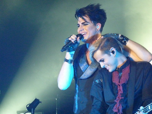 tommy and adam