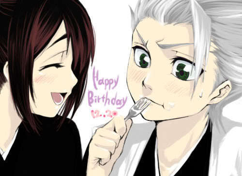 toshiro and hinamori