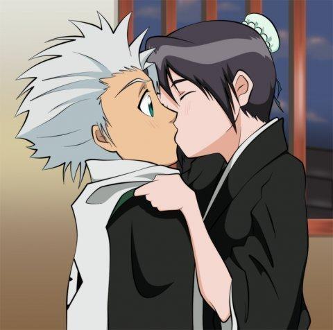 toshiro and hinamori