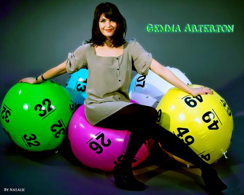 Gemma Arterton wallpaper called *Gemma*