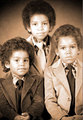 3T when the where little!