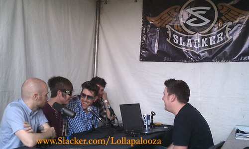 AFI at Lollapalooza