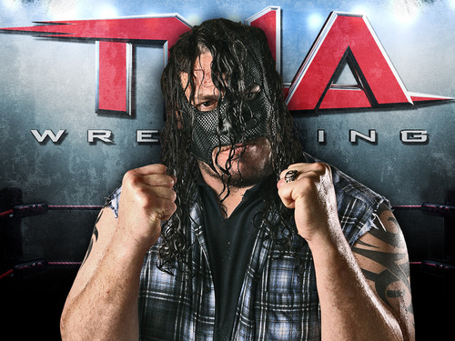 Abyss - tna-wrestling Wallpaper