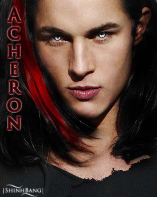 Acheron Parthenopaeus