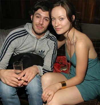 Adam & Olivia Wilde