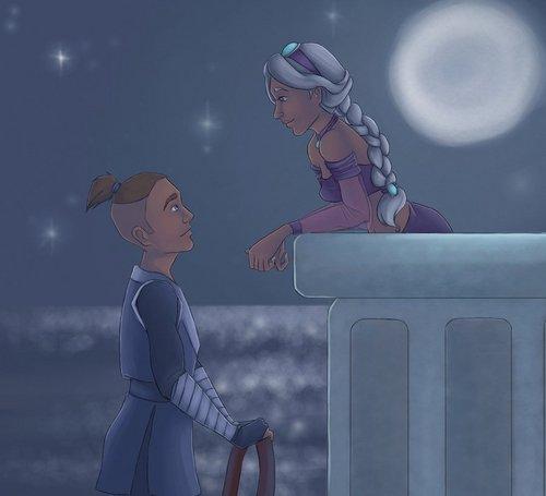 Aladdin, avatar style