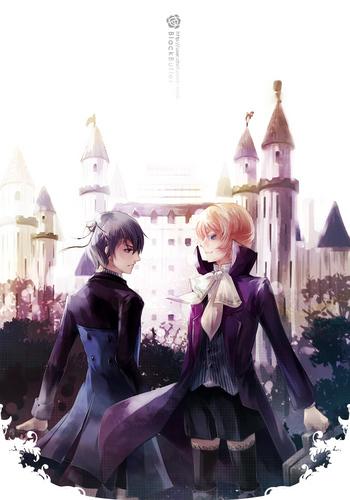 Alois and Ciel