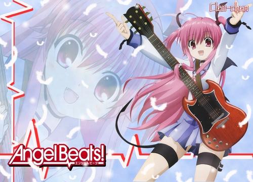 Angel Beats! 04