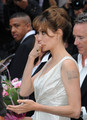 Angelina Jolie @ the 'Salt' Premiere Photocall in Paris