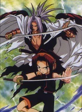 Asakura Yoh & Amidamaru