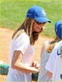 Ashley @ Baseball Game in NYC