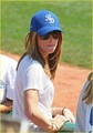 Ashley @ Baseball Game in NYC - twilight-series photo