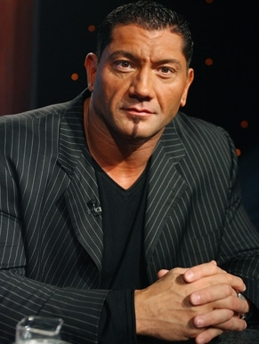 "Batista on pagkain Network's ""Iron Chef America,"" September 2008"