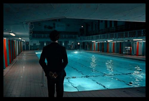 Benedcit in 'Sherlock'