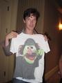 Benedict's Sherlock Hemlock Shirt - benedict-cumberbatch photo