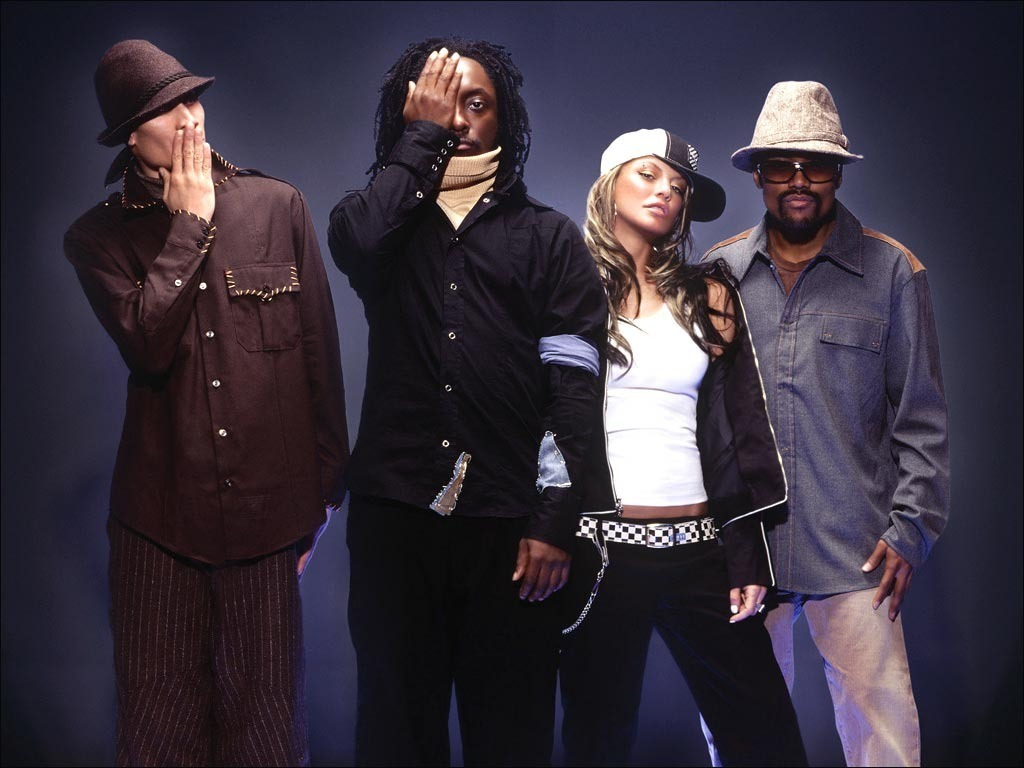 Black Eyed Peas 2004 - Black Eyed Peas Photo (14878711) - Fanpop
