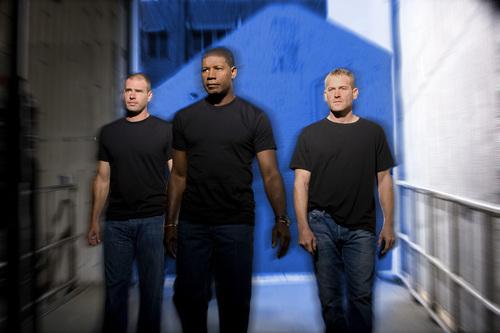 Bob, Jonas & Mack