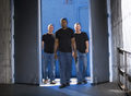 Bob, Jonas & Mack - the-unit photo