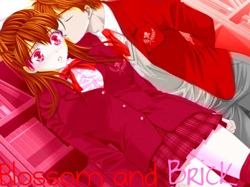 Brick and Momoko