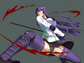 Busujima Saeko - highschool-of-the-dead wallpaper