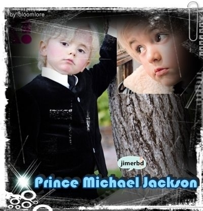 CUTE PICTURS OF PRINCE MICHAEL
