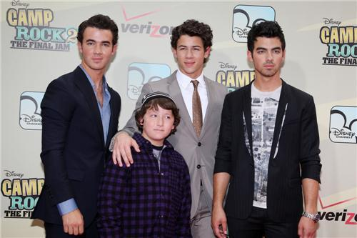 Camp Rock 2 Premiere NY 8/18