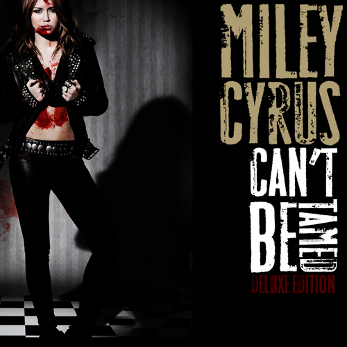 Can't Be Tamed (Deluxe Edition) [FanMade Album Cover]