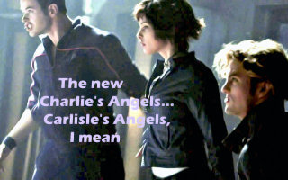 Carlisle's দেবদূত