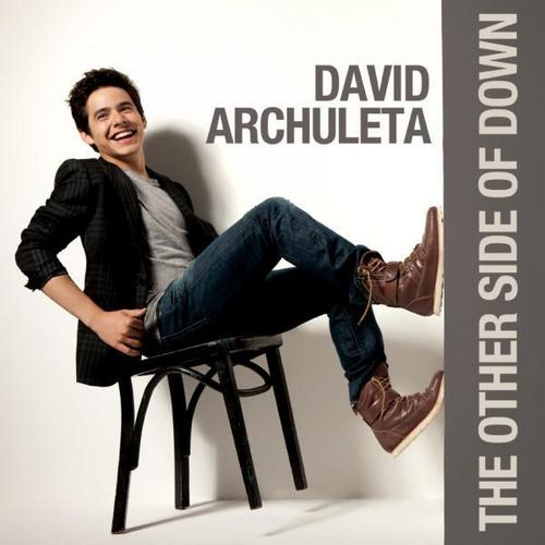 David Archuleta's The Other Side of Down official album cover :o)