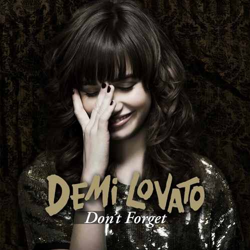 Don't Forget [Fanmade Album Cover]