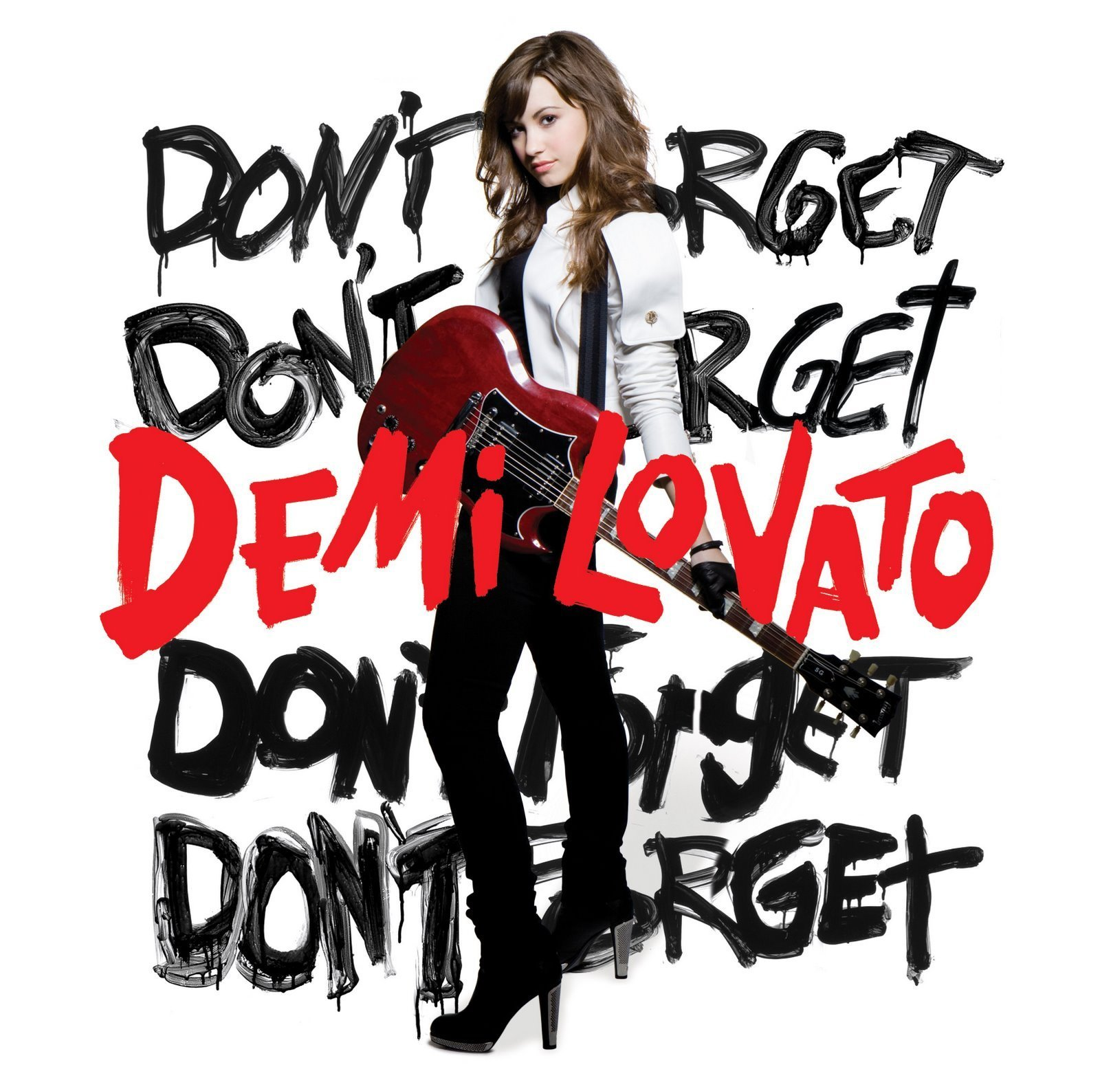 Dont Forget Demi Lovato Album Images Dont Forget Japanese Edition Official Album Cover Hd Wallpaper And Background Photos