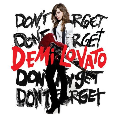 Don't Forget (Japanese Edition) [Official Album Cover]