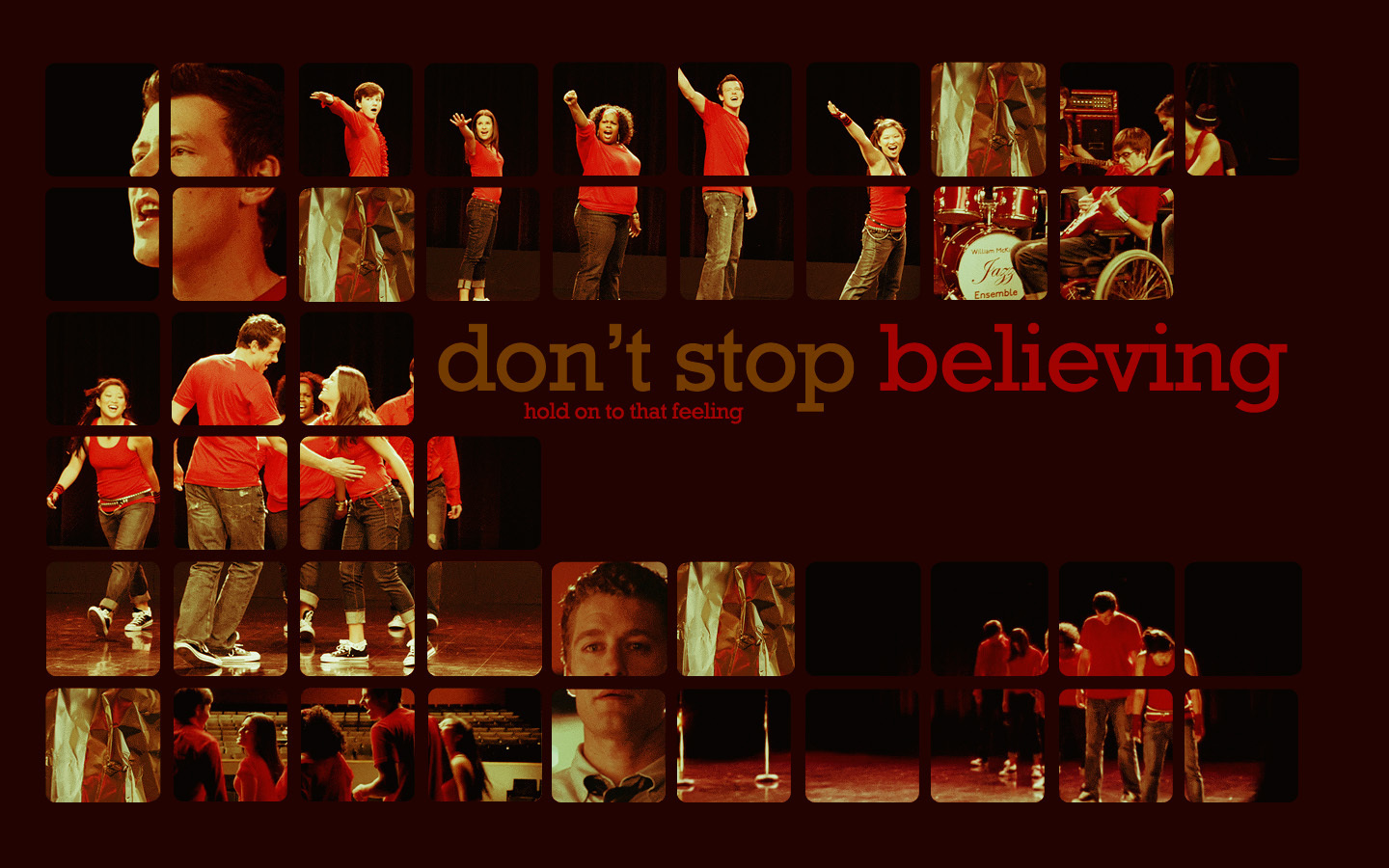 Dont Stop Believing Quotes. QuotesGram