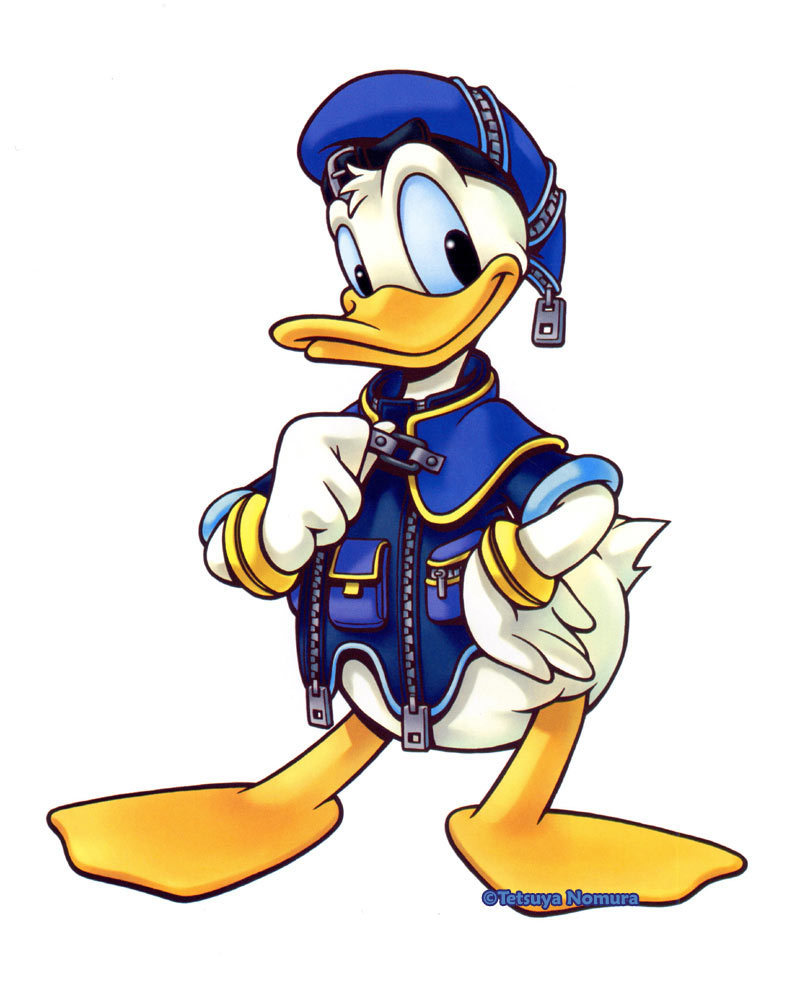 sonald duck