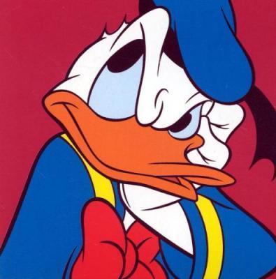 Donald itik