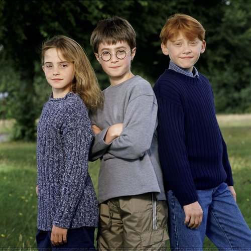 EXCLUSIVE: New Обои of the First Harry Potter's Photoshoot