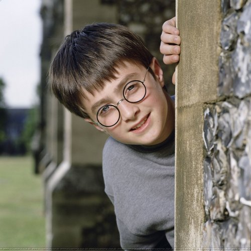 EXCLUSIVE: New imágenes of the First Harry Potter's Photoshoot