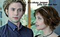 Eat her, Jasper! - twilight-series photo