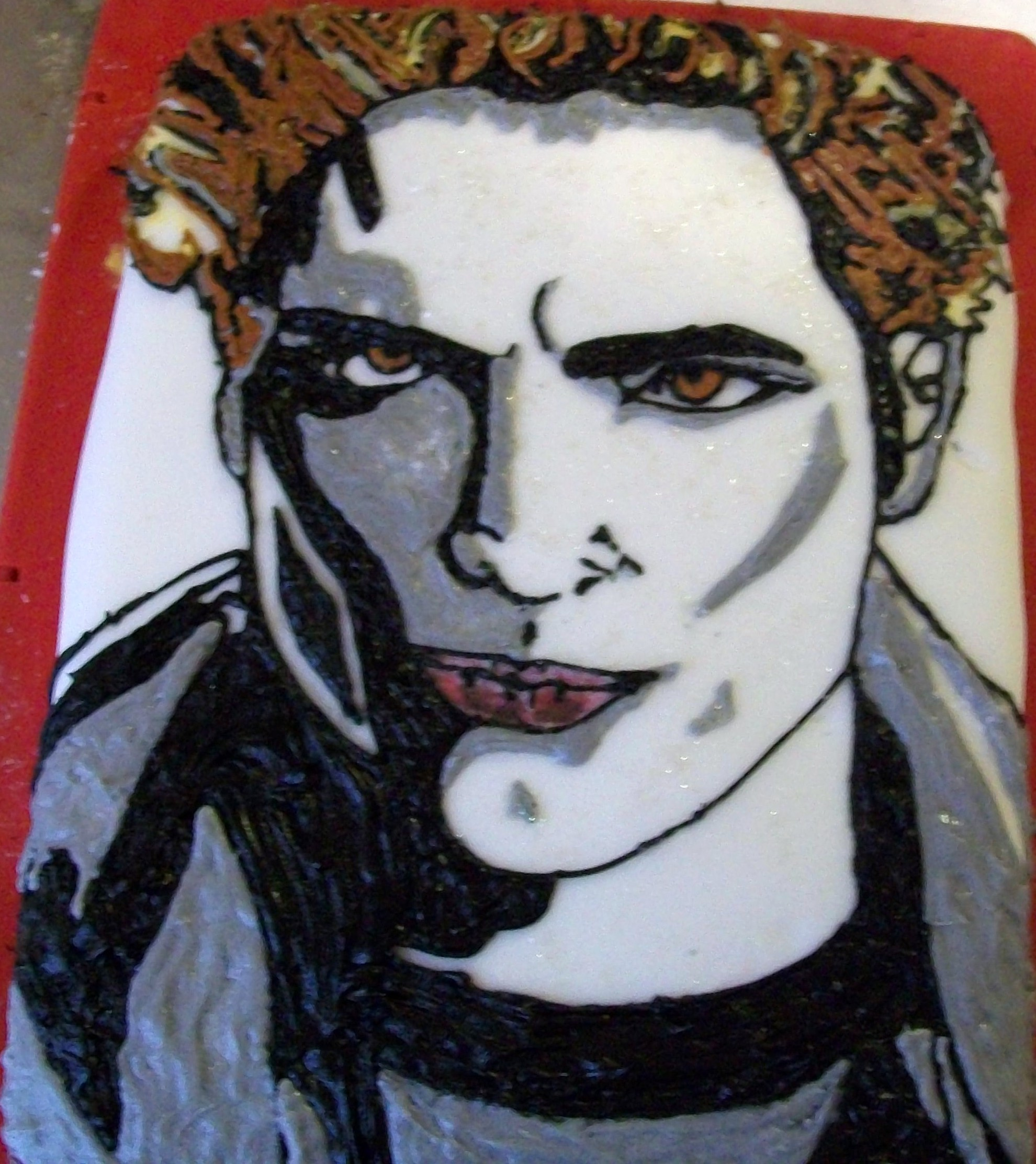 Edward Cullen Cake
