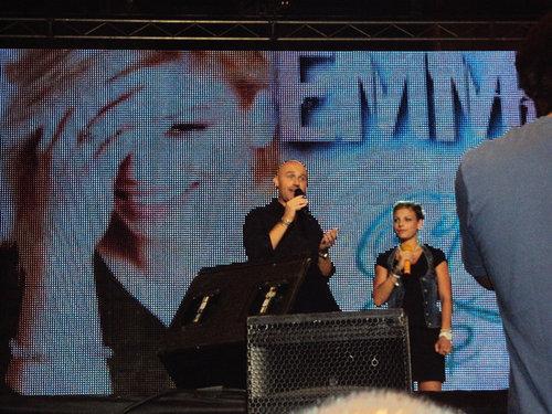 "Emma ""Amici Tour Ascoli"""