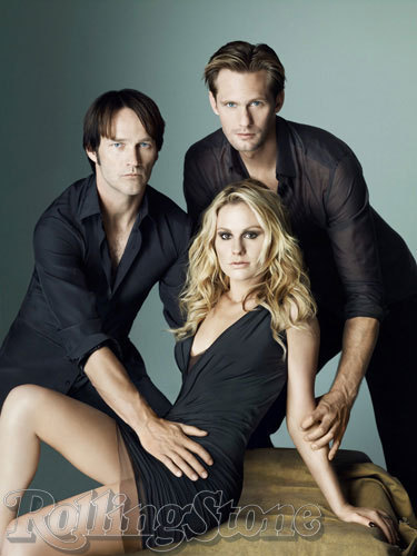 Eric/Sookie/Bill - Rolling Stone  - sookie-and-eric Photo