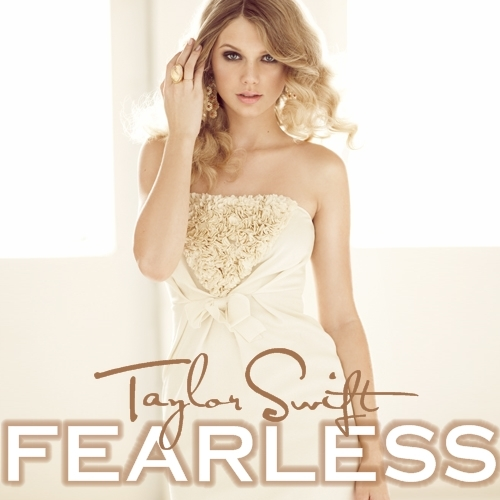 Fearless (Deluxe Edition) [FanMade Album Cover]